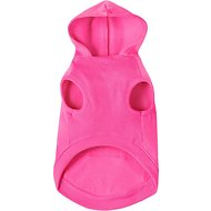 Frisco Dog & Cat Basic Hoodie, Light Pink, XX-Large