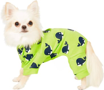 23400cdfa Frisco Whale Print Dog   Cat Jersey PJs