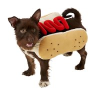 Frisco Hotdog Ketchup Dog & Cat Costume, Small