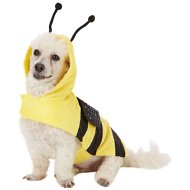 Frisco Bumble Bee Dog & Cat Costume, Medium