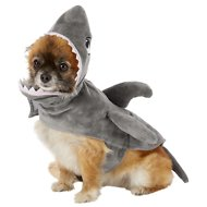 Frisco Shark Dog & Cat Costume, X-Small