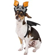 Frisco Reflective Bat Dog & Cat Costume, X-Small