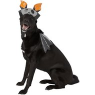 Frisco Reflective Bat Dog & Cat Costume, X-Large