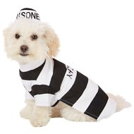 Frisco Prisoner Dog & Cat Costume, X-Small