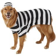 Frisco Prisoner Dog & Cat Costume, XX-Large