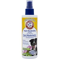 Arm & Hammer Super Deodorizing Kiwi Blossom Scent Dog & Cat Spray, 6.7-oz bottle