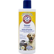 Arm & Hammer Oatmeal Vanilla Coconut Scent Dog & Cat Shampoo, 16-oz bottle