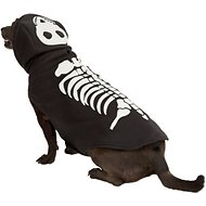 Frisco Glow in the Dark Skeleton Dog & Cat Costume, Large
