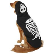 Frisco Glow in the Dark Skeleton Dog & Cat Costume, XX-Large