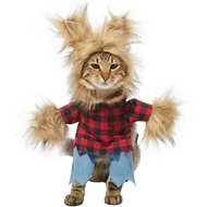 Frisco Werewolf Dog & Cat Costume, Small