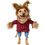 Frisco Werewolf Dog & Cat Costume, Medium