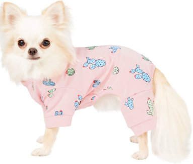 1fb203672 Frisco Cactus Print Dog   Cat Jersey PJs