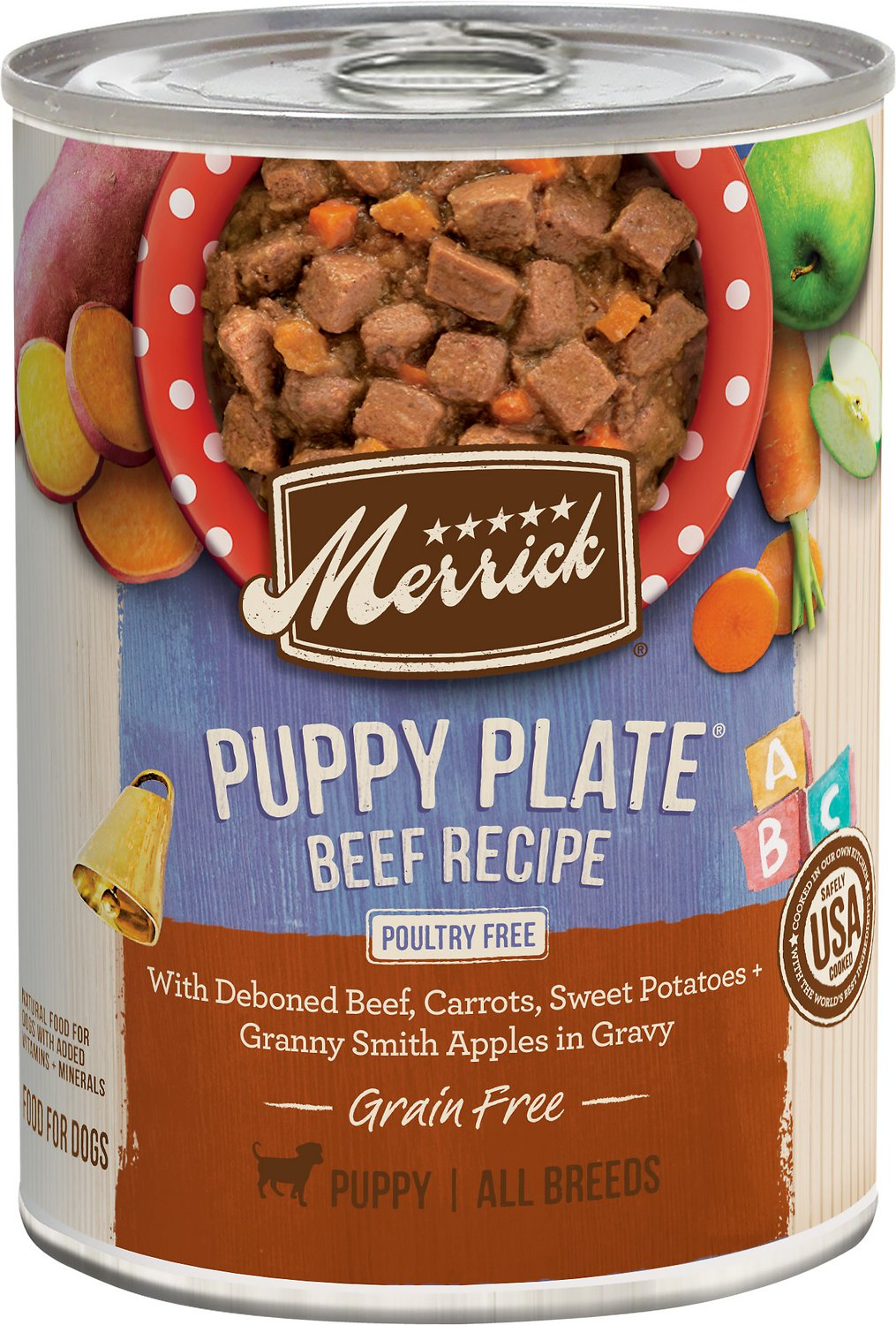 Merrick Puppy Plate Canned Dog Food