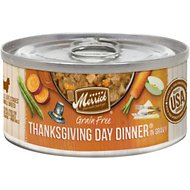 Merrick Grain-Free Thanksgiving Day Dinner Small Breed Canned Dog Food, 3-oz, case of 24