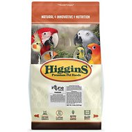Higgins InTune Natural Macaw Bird Food, 18-lb bag