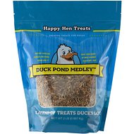 Happy Hen Treats Pond Medley Duck Treats, 2-lb bag