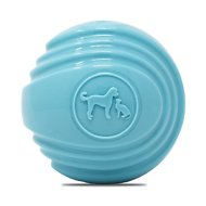 Rocco & Roxie Supply Co. Nearly Indestructible Dog Toy Ball, 4-in