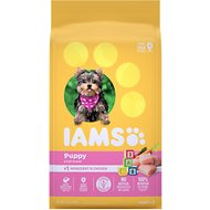 Iams ProActive Health Smart Puppy Small & Toy Breed Dry Dog Food, 7-lb bag