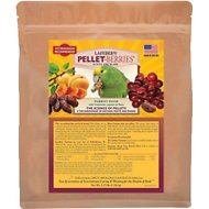 Lafeber Pellet-Berries Sunny Orchard Parrot Bird Food, 2.75-lb bag