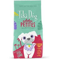 Tiki Dog Aloha Petites Fish Luau Grain-Free Dry Dog Food, 10-lb bag