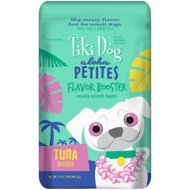 Tiki Dog Aloha Petites Flavor Booster Tuna Bisque Grain-Free Dog Food Topper, 1.5-oz pouch, case of 12