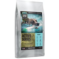 Sport Dog Food Active Series Dock Dog Buffalo & Oatmeal Formula Pea-Free Dry Dog Food, 30-lb bag