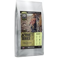Sport Dog Food Active Series Tracking Dog Buffalo & Oatmeal Formula Pea-Free Dry Dog Food, 30-lb bag