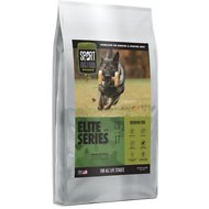 Sport Dog Food Elite Series Working Dog Turkey Formula Grain-Free Pea-Free Dry Dog Food, 30-lb bag