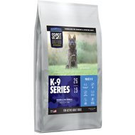 Sport Dog Food K-9 Series Police K-9 Chicken & Fish Formula Pea-Free Dry Dog Food, 40-lb bag