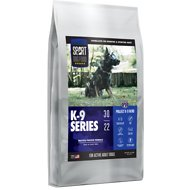 Sport Dog Food K-9 Series Project K-9 Hero Multiple Protein Formula Flax-Free Dry Dog Food, 40-lb bag