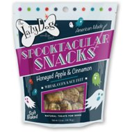 The Lazy Dog Cookie Co. Spooktacular Snacks Dog Treats, 5-oz bag
