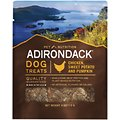 Adirondack Chicken, Sweet Potato & Pumpkin Grain-Free Dog Treats, 4-oz bag