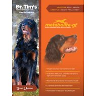 Dr. Tim's Weight Management Metabolite Formula Grain-Free Dry Dog Food, 12-lb bag