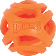 Chuckit! Breathe Right Fetch Ball Dog Toy, Large