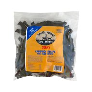 Walk About Kangaroo With Sweet Potato Jerky Grain-Free Dog Treats, 1.5-lb bag