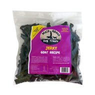 Walk About Goat Jerky Grain-Free Dog Treats, 1.5-lb bag