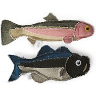 Fetch Pet Products Reely Fish 2-Pack Bundle Dog Toys