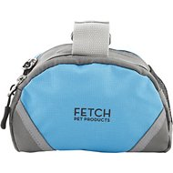 Fetch Pet Products Double Doodie Bag Treat & Training Pouch
