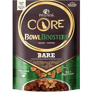 Wellness CORE Bowl Boosters Pure Turkey Freeze-Dried Dog Food Mixer or Topper, 4-oz bag