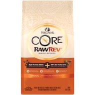Wellness CORE RawRev Grain-Free Original Recipe with Freeze-Dried Turkey Liver Dry Cat Food, 4.5-lb bag