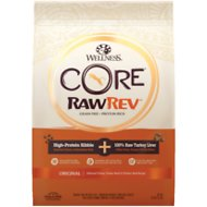 Wellness CORE RawRev Grain-Free Original Recipe with Freeze-Dried Turkey Liver Dry Cat Food, 10-lb bag