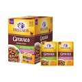 Wellness Healthy Indulgence Gravies Grain-Free Variety Pack Cat Food Pouches