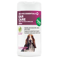 GNC Pets Dog Essentials Ear Care Wipes, 50 count
