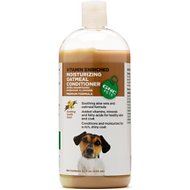 GNC Pets Moisturizing Oatmeal Dog Conditioner, Vanilla Scent, 32-oz bottle