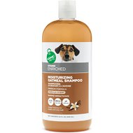 GNC Pets Moisturizing Oatmeal Dog Shampoo, Vanilla Scent, 32-oz bottle