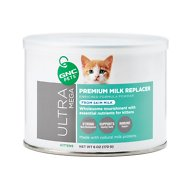 GNC Pets Ultra Mega Premium Milk Replacer Kitten Powder Formula, 6-oz container