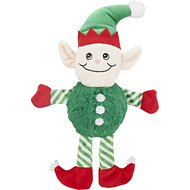 Hyper Pet Holiday Bumpy Palz Dog Toy, Elf