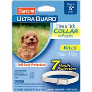 Hartz UltraGuard Flea & Tick Collar for Puppies, 1 count