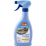 Hartz UltraGuard Flea & Tick Spray for Dogs, 16-oz bottle