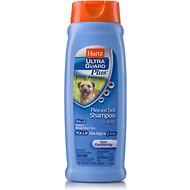 Hartz UltraGuard Plus Flea & Tick Deep Conditioning Dog Shampoo, 18-oz bottle